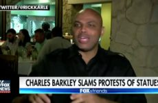 Charles Barkley SLAMS Black Thugs Protesting Confederate Monuments [VIDEO]