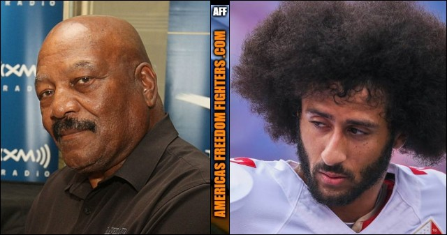 Watch As Hall Of Fame LEGEND Jim Brown Just Ended Racist Kaepernick For Good In Just 5 Words… This Is EPIC (VID)