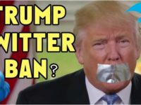 """Free Speech"" Liberals Have Insane Plan To Get ""Meanie Pants"" Trump Booted Off Twitter"