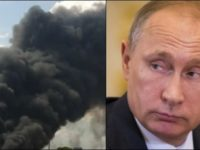 BREAKING: Black Smoke Pouring Out Of Russian Consulate In This State… Here's What We Know