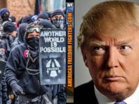 ALERT! Antifa Just Made Direct THREAT To President Trump… Here's Their SICK Demand
