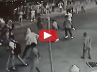 WATCH: Mob Of 150 Feral Black Thugs Riot And BEAT THE HELL Out Of White People