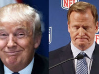JUST IN: President Trump Makes BIG NFL Announcement… Goodell COWERING