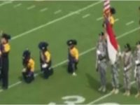 SCUMBAGS Take Knee During Anthem In Front Of SOLDIERS, Get TRASHED Seconds Later [VID]