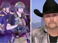 Legendary Country Star Does UNTHINKABLE To Unarmed Cop During Las Vegas MASSACRE… MSM SILENT