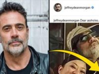 """""""Walking Dead"""" Star Just Pissed Off EVERY Liberal In America With """"Offensive"""" Shirt He LOVES To Wear"""