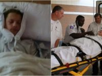 BREAKING: Filthy Thugs BREAK White Kid's Jaw IN HALF… Cops And Media Have DISGUSTING Reaction