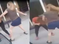 Scumbag Mom Beats The HELL OUT High School Kid, WATCH What Happens Next! (Video)