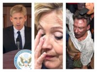 While The World Prayed For Vegas, Hillary Prayed A Benghazi Trial Would Go Well…
