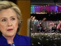 UNREAL: Hillary Clinton's SICK Reaction To Las Vegas Causes OUTRAGE