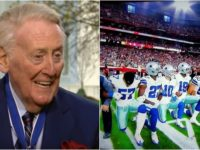 MLB Legend Vin Scully DESTROYS NFL Scumbags… Vows To NEVER Watch An NFL Game Again!