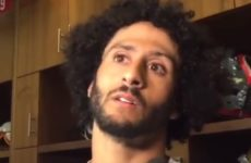 Look Where Kaepernick Spent His Thanksgiving…. This Couldn't Be More Perfect (VIDEO)