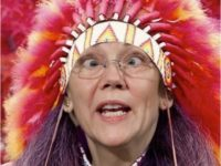 "Elizabeth ""Pocahontas"" Warren Challenged to a DNA Test After Crying About How Trump ""Bullied"" Her"