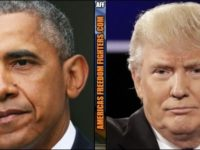 UNREAL: Obama Going On MAJOR Overseas Tour To SABOTAGE TRUMP, LOOK Who He's MEETING