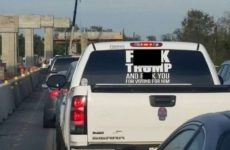Owner Of 'F—k Trump' Truck ARRESTED For FELONY, Here's The Details