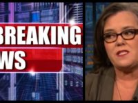 BREAKING NEWS – Rosie O'Donnell Commits Felony…. She Belongs In Prison?