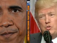 BREAKING: Trump FINALLY DID IT… Obama FURIOUS!