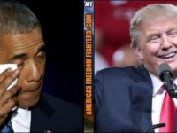 BREAKING: Trump Just TOTALLY HUMILIATED Obama!! Look What He Did ON CHRISTMAS DAY