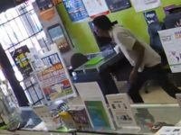 Watch Black Thug Tries To Rob Store In TEXAS… Gets EXACTLY What He Deserves