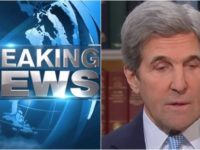 BREAKING: John Kerry Could Be Heading To PRISON After What He Just Got Caught Doing
