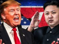 "Donald Trump On North Korea: ""We Ran Out Of…"""