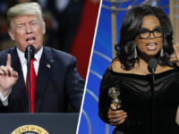 BREAKING: President Trump Just Said He Has Dirt On Oprah That Will RUIN Her 2020 Presidential Run
