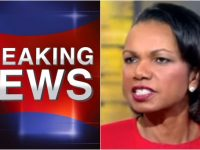 BREAKING News From Condoleezza Rice… You Will HATE This