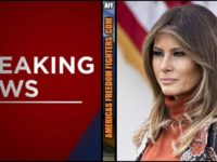 Melania Trump Proves That She Is A Fantastic FIRST LADY!