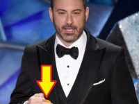 Did You Catch The Strange Pins Celebs Were Wearing At The Oscars?  Here's What They Mean