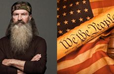 "Duck Dynasty Star Has Plan For Anyone Who Tries To Jump His ""Wall"" And It's EPIC [VID]"