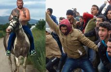 Muslim Migrants Try To Take Over Cowboy's Land — Now He's HUNTING THEM With This Insane Weapon!