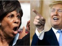 Lunatic Maxine Waters Goes Off The Deep End- Proves She Has Brain Damage [VIDEO]