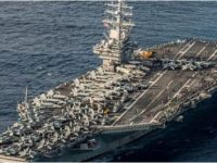 BREAKING: US Nuclear-Powered SUPER CARRIER Just DEPLOYED… LOOK WHERE IT JUST LANDED!!!
