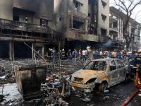 BREAKING: Bomb Blast ROCKS The Capital Of IRAQ… Here's What We Know