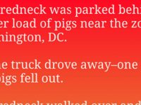 Here's A Funny Joke About A Police Officer And A Redneck