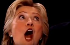 WATCH: Drunken Hillary FINALLY Comes Out Of Closet- Seen Stumbling And Incoherent Out Of This Posh Restaurant