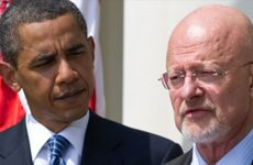 BREAKING: Obama Top Official, Clapper, Admits AGAIN That They Were Ordered By OBAMA Directly To Spy On Trump And Then Admits THIS On Video