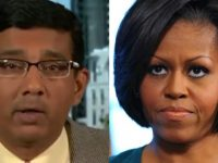 "Dinesh D'Souza Calls Out Michelle Obama, Says What Few Dare To Say: Her College Thesis From Princeton Was ""Illiterate And Incoherent"""