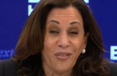 Here She Goes AGAIN- Kamala Harris Tells MSNBC Viewers To Riot And BURN Down America