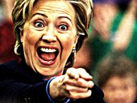 Hillary Crawls Out From Her Hole To Launch Disgusting Attack On Trump, This Proves She Should Be Behind Bars