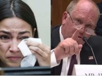 VIDEO: Communist Ocasio-Cortez Left Speechless, Embarrassed, After Trying To Punk ICE's Fmr Acting Director