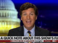 "BREAKING: Watch As Tucker Carlson Speaks On ""The Future"" Of His Show On FOX News"