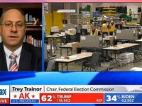 Chair of the Federal Election Commission Drops BOMBSHELL Announcement [video]