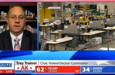 Chair of the Federal Election Commission Drops BOMBSHELL Announcement