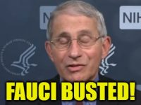 ALERT: Fauci Just Admitted He LIED About It To Convince People To Get COVID Vaccine