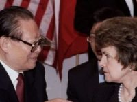 Report Reveals Dianne Feinstein's Personal Driver For 20 Years Was Chinese Spy