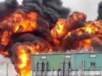 BREAKING: Mysterious Explosion Absolutely DESTROYS World's Second Largest Pharma Factory Producing Hydroxychloroquine- Deliberate Sabotage? You Decide!