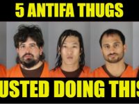 Mugshots Released Of 5 ANTIFA Terrorist Scumbags- LOOK What They Were Trying To Attempt And What They Got Charged With