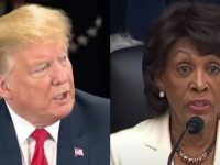 "Maxine Waters Drops A ""Bombshell"" And We Actually Hope She's RIGHT (VIDEOS)"