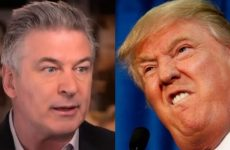 Washed Up Actor Alec Baldwin, Makes SERIOUS Threat To President Trump And Secret Service Expected To Investigate- LOOK What He Said